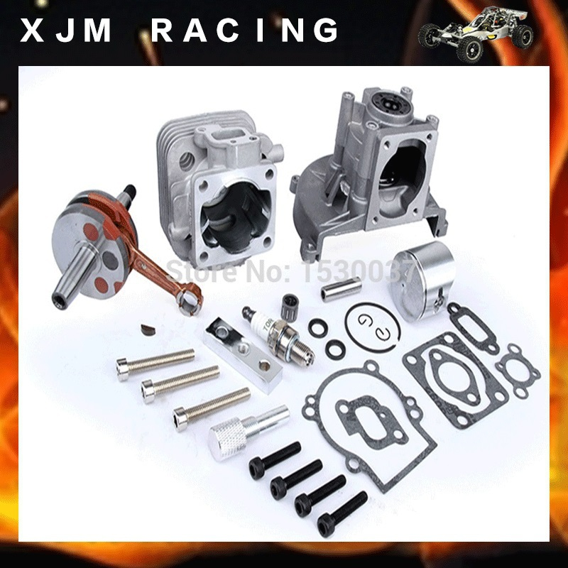 Engine parts,30.5cc upgrade cylinde kit, four bolt head free shipping jiangdong engine parts for tractor the set of fuel pump repair kit for engine jd495