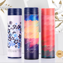 NEW 500ML Starry sky Thermals Cup Insulation Vacuum Flasks Tea Infuser