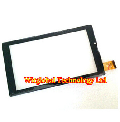 New touch Screen For 7 Digma Optima Prime 3G TT7000PG Tablet Touch Panel Glass Sensor Digitizer Replacement Free Shipping original 7 inch digma hit 3g ht7070mg tablet touch screen panel digitizer glass sensor replacement free shipping
