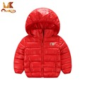 Monkids Coat&Jackets Girls Winter Coat Down Jacket for Girls Parkas Boys Winter Jacket Children Outerwear Children Clothing