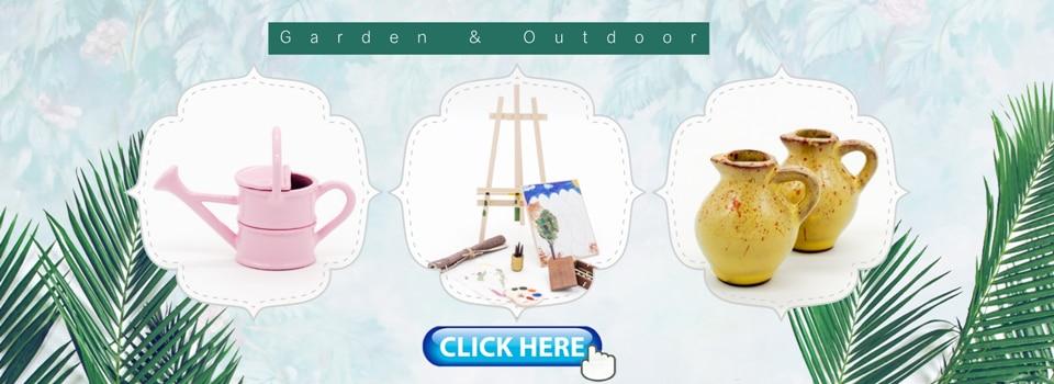 Échelle 1:12 grand résine Bird Bath avec de l/'eau et 2 oiseaux tumdee Dolls House Garden