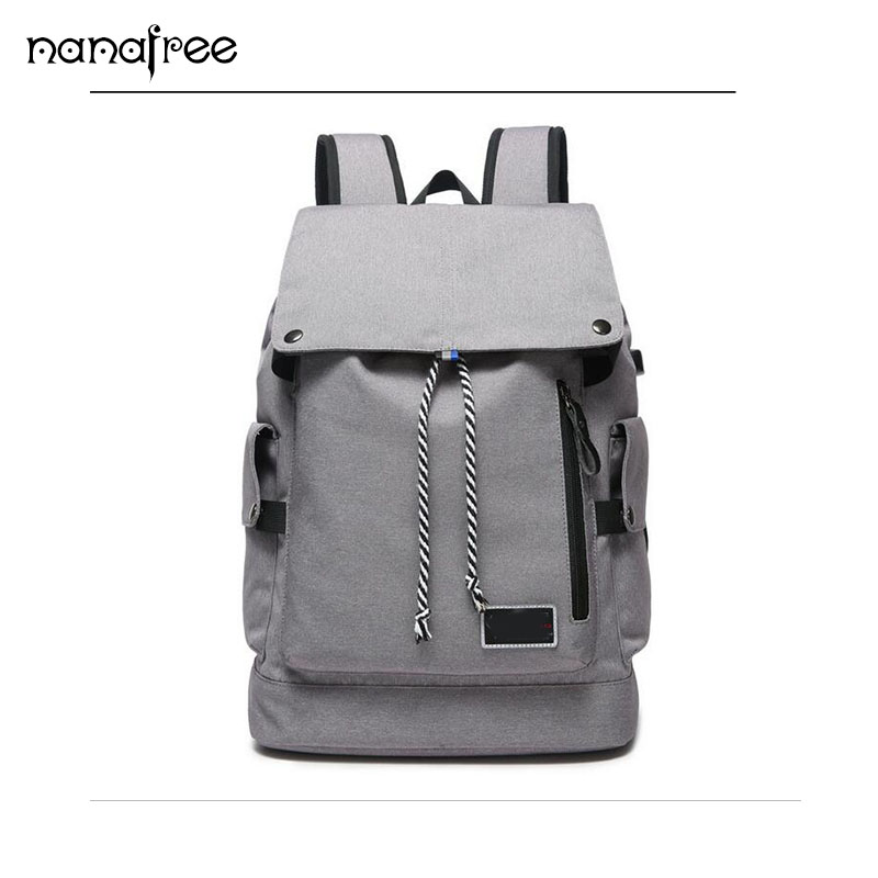 Nanafree Luxury Designer Women Oxford Backpack Casual Backpack Bag Teenager School Travel Back Pack Mochila Escolar Militar