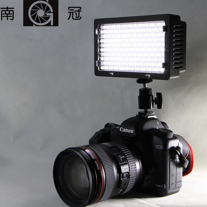 NanGuang-CN-240CH-Bi-color-LED-light-LED-on-camera-light-video-light (2)