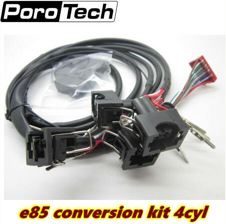 E85 Conversion Kit 4cyl  With Cold Start Asst. Biofuel E85, Ethanol Car, Bioethanol Converter