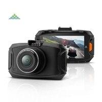 2 7 Car DVR Camera GPS Logger 1296P Ambarella A7LA70 Chipset LCD Video Recorder 170 Degree