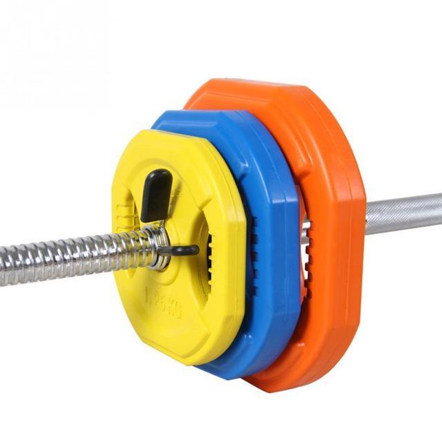 Barbell Gym Clips 2 pcs Set