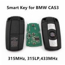 Smart Remote Autoschlüssel für BMW 1 3 5 6 serie X1 X5 X6 Z4 433 Mhz 315 Mhz 315LP CAS3 Keyless Entry Controller
