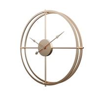 40cm large Silent Wall Clock Modern Design Clocks Home Decor Office European Style Hanging Wall Watch Timer Clocks modern design