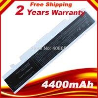 Белый аккумулятор для Samsung R540 aa pb9nc6b R428 R429 R468 R730 R519 R430 R438 R458 R517 R519 R520 R620 R718 R720 R780 NP Series