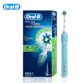 Oral B  Electric Toothbrush/ Replaceable Brush Head for Adult Teeth Whitening Deep Clean Rechargeable Electric Tooth Brush