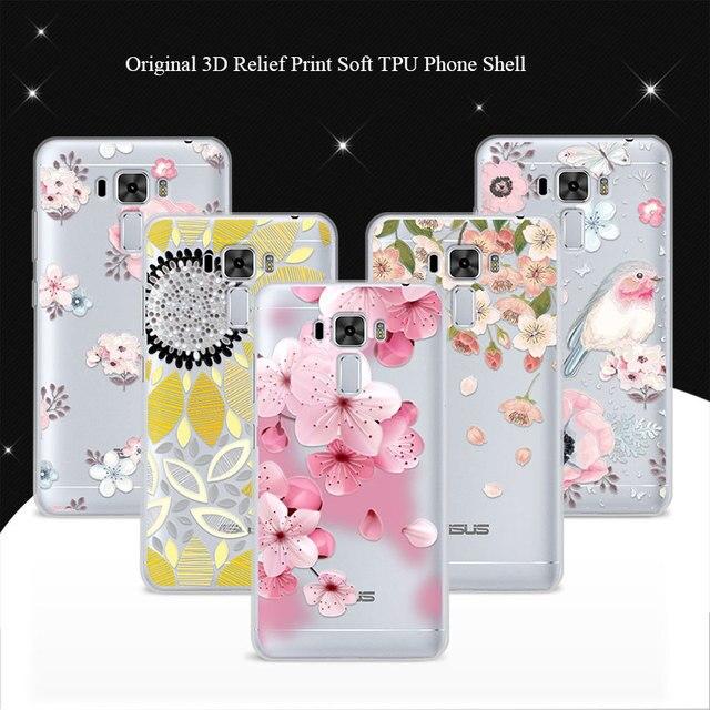 timeless design 47ce7 373a4 US $1.7  For ASUS Zenfone 3 Laser ZC551KL Case Cover 5.5