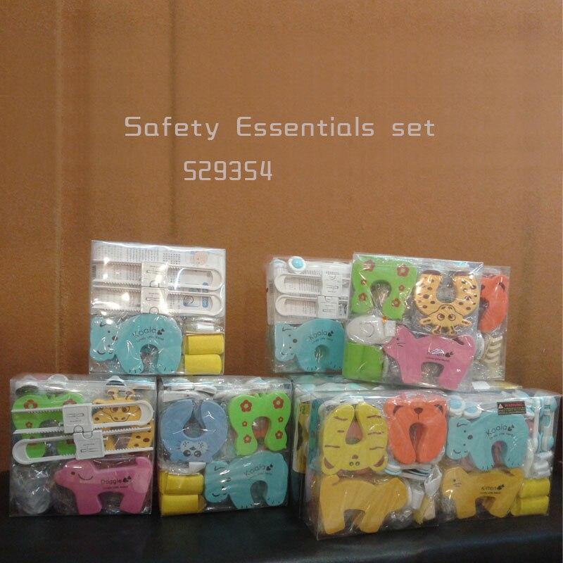 36in1 Esencial Set Casa de Seguridad de Alta Calidad Eléctrica Pre cruiser Listo