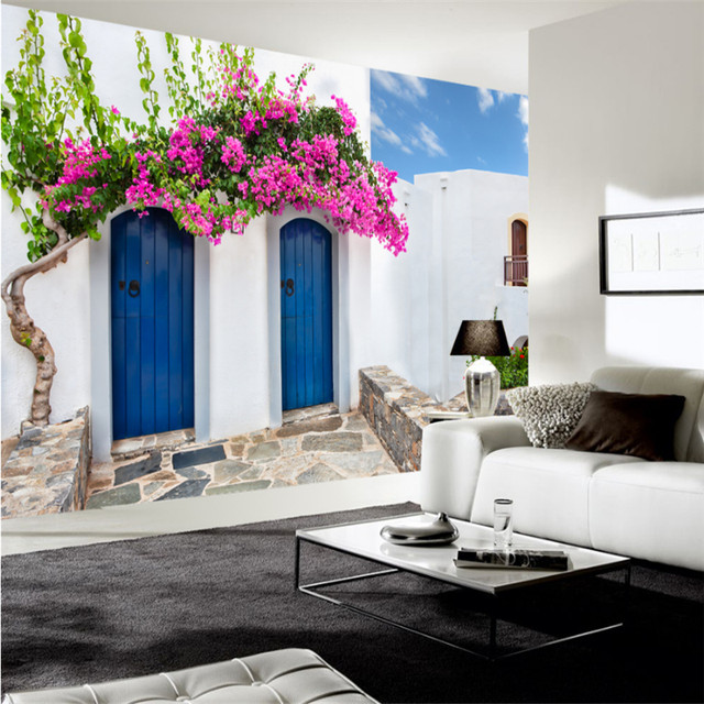 Online Shop Aangepaste 3D Foto Wallpaper Muurschilderingen ...