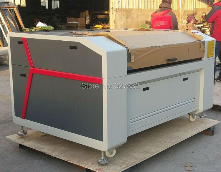 Coupeur de laser de CNC de modèle de 1290/1390 à vendre/découpeuse de papier de laser - 3