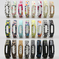 1pc Colorful Silicone Wrist Band Bracelet Wrist Strap For Xiaomi Miband Mi band 1 & 1S Smart Band