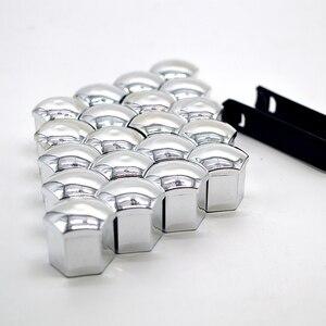 Image 1 - 19 Mm Ô Tô Vít Nắp Xe Lốp Bánh Xe Nutstyre Trang Trí Lốp Bánh Xe Đai Ốc Vặn Ốc Bu Lông Xe Kiểu Dáng Chống Bụi Bảo Vệ bánh Xe Bu Lông 4