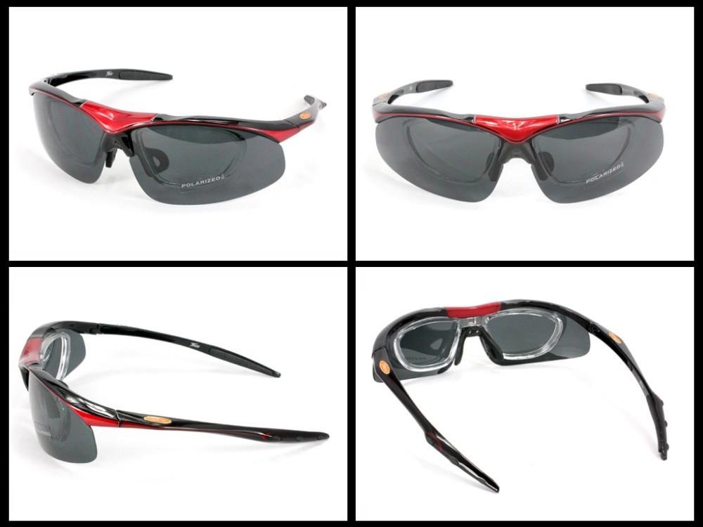 SP006 black & red vision