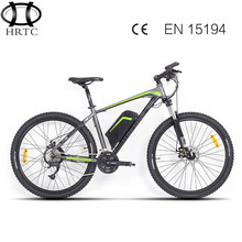 27 5 Assisted mountain bike 36v lithium battery electric bicycle stealth 21speed ebike rang100km bafangmotor instead