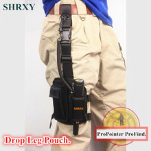SHRXY Metal Detector Pointer Drop Leg Pouch Bag and Holster for Xp Pointers ProFind Multifunction Packet