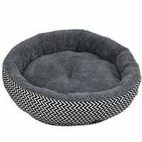 Almofada quente sofá cama para animal de estimação filhote de cachorro gato no inverno