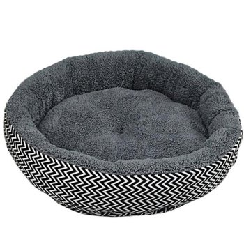 Warm Pet Beds for Comfortable Sleeping of Puppies and Kitten Suitable for Winter Made of PP Cotton