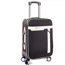 20 24 inch trolley girls Travel Suitcases Bag Men Travelling Luggage Bags Women Multicolor Spinner Oxford
