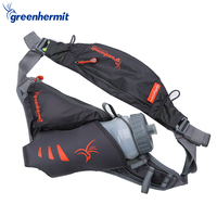 Greenhermit Running Water Bags Hydration Belt For Men Women Waist Pack With Bottles PR1009