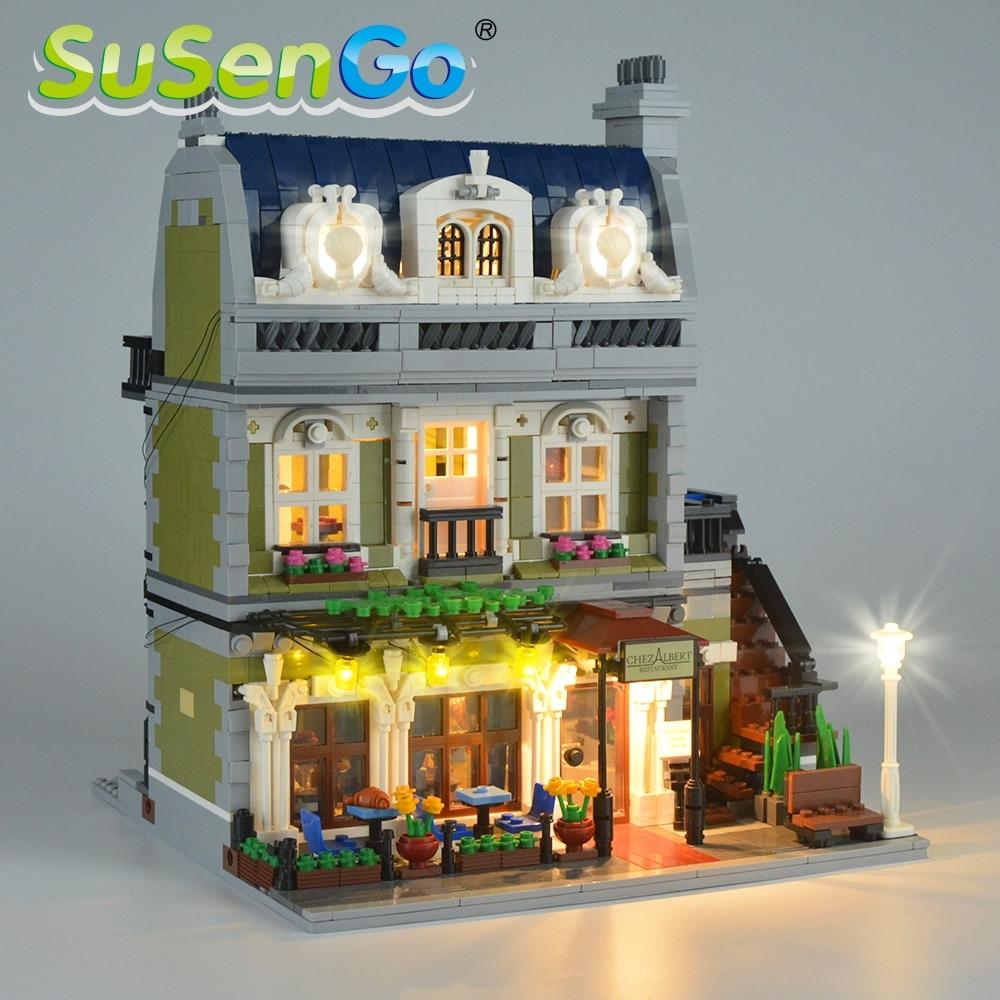 Juego de luces LED SuSenGo para el juego de iluminación del - Juguetes de construcción - foto 2
