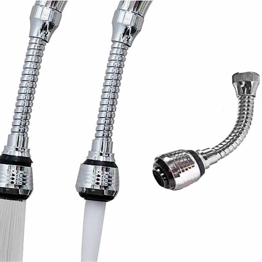 Гибкий распылитель для крана Turbo Flex 360 кран для раковины расширители распылитель струйный распылитель инструмент для кухни и ванной дропшиппинг D23 Jun28