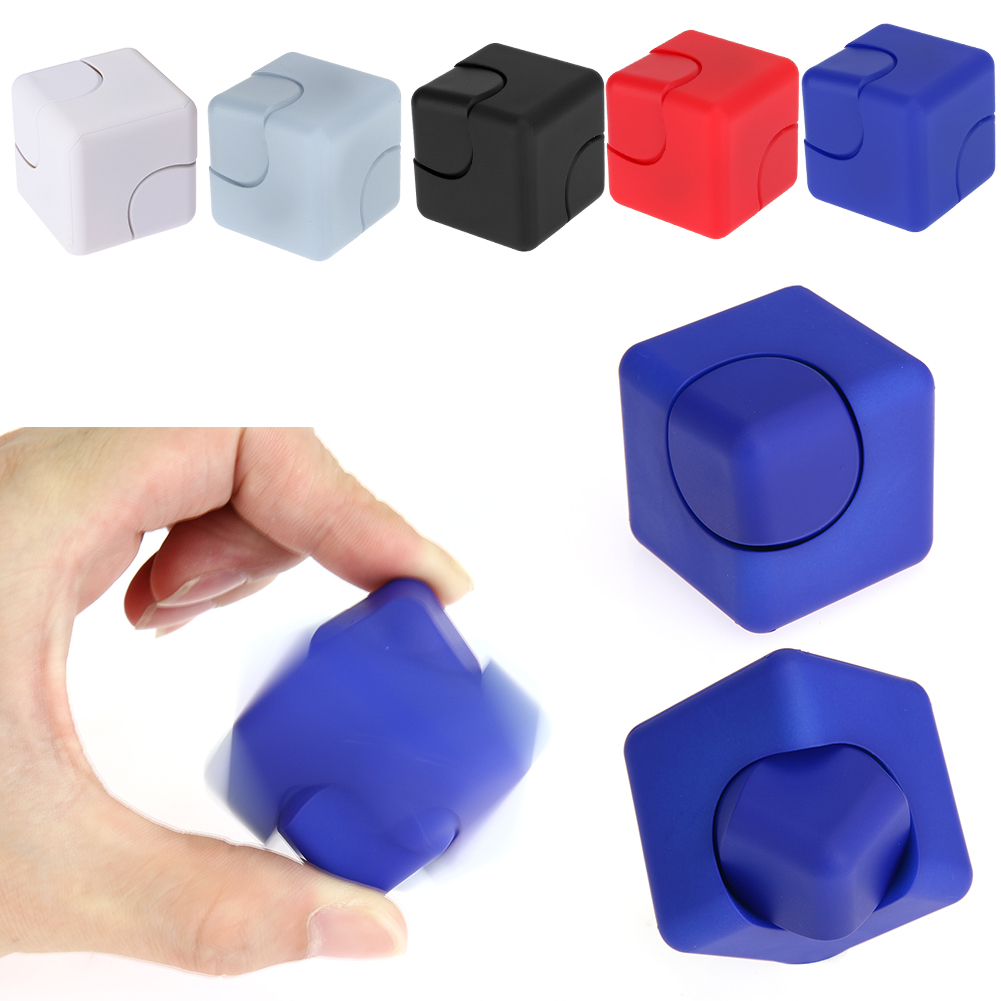 Activity Mini Fidget Cube Out of Stress Fun Toy Cute Antistress Cube Finger For Gift Ceramic