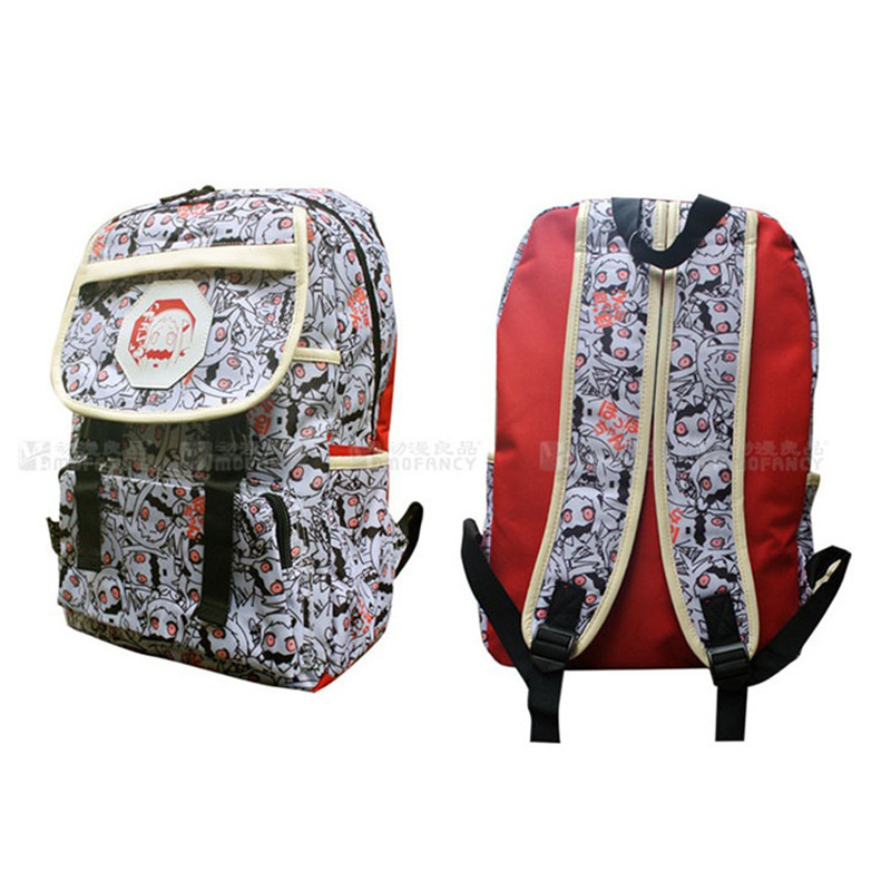 Image 5 - Anime Naruto Printing Cartoon Backpack School Bag Student Rucksack Shoulder Bags Large Book Satchel Purse Collection Boys Gifts-in Backpacks from Luggage & Bags