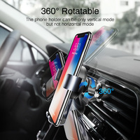 Car Phone Holder for Smartphone Support In Car Cellphones & Telecommunications