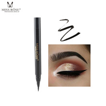 MISS ROSE tail rotates ink eyeliner natural and lasting makeup