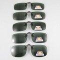 Темно-зеленые поляризованные солнцезащитные очки