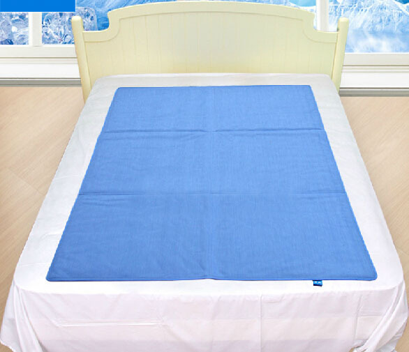90x140cm japan gel cool pads summer silk ice cooling mattresses magic folding bedroom matschina