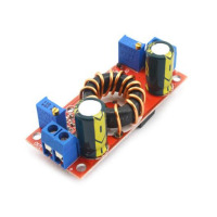 10A DC Converter Buck 4 30V To 1 2 30V Adjustable Voltage Regulator Power Supply