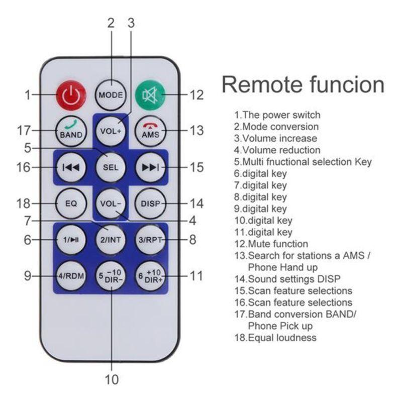 SD FM USB U-disk 16