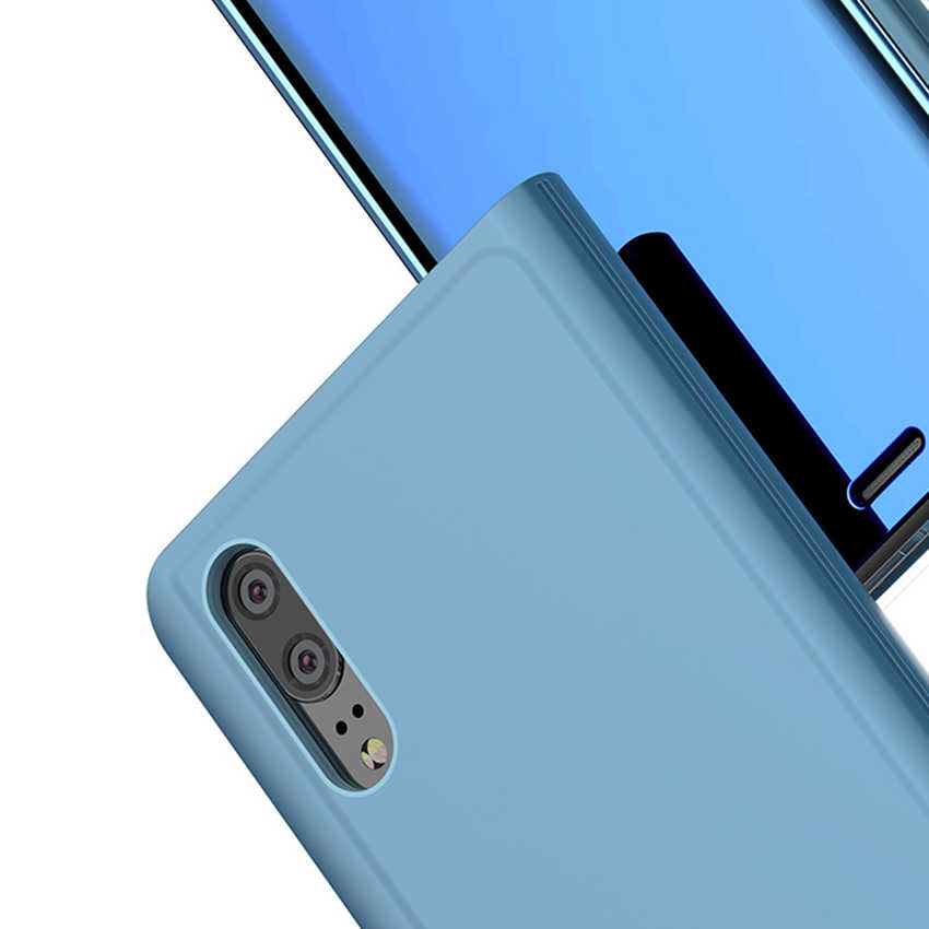 Flip Cover Mirror Phone Case For Huawei Mate 20 Pro P20 X 20X 10 P10 Plus P10plus 10Pro P Mate20 Mate20pro Mate10 P20Pro 20pro