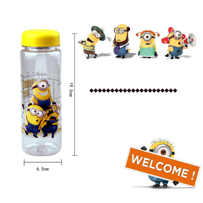Water Bottle Plastic Sport My Fruit Bottle Readily My Bottle 500Ml For Christmas Gift