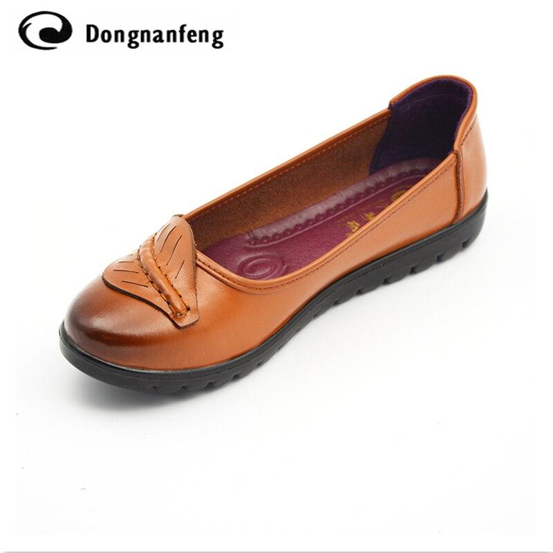 Caliente Footwaer Madre Zapatos Planos Zapatos de Las Mujeres Cuatro Estaciones