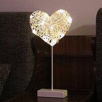 LED Night Light Decorative Knit Light for Bedroom Kids Room Warm White Star Shape 0.6