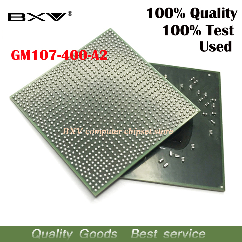 <font><b>100</b></font>% test very good product GM107-<font><b>400</b></font>-A2 GM107 <font><b>400</b></font> A2 reball BGA chipset image
