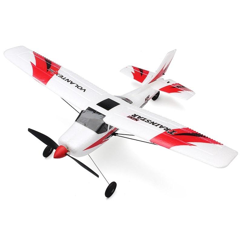 Volantex V761-1 Firstar Mini 2.4g 3CH 6 Axe Gyro Micro RC Avion RTF