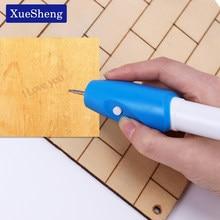 1PC Büro Multi Funktion Stifte Gravur Stift Schmuck Glas Holz Engraver Carving Stift Maschine Grab Werkzeug Liefert