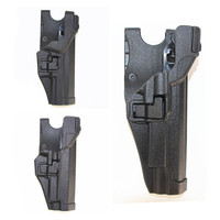 Glock Gun Holster Tactical Glock 17 19 M9 USP 1911 P226 Hunting Pistol Holster Right Hand Waist Belt Airsoft Pistol Holster