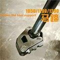 BikeGP Motorfiets Onderdelen Verbreden Voet Side Stand Extension Pad Ondersteuning Plaat past KTM 1050 1190 1290 ADV