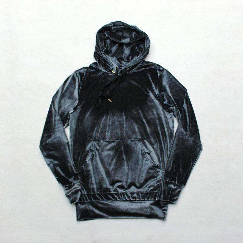 0a273145d5d1 2016 HOT Hight quality hip hop hoodies jumper designer plus size sweat suit  mens velour tracksuit jogging suits kanye west-in Hoodies   Sweatshirts from  ...