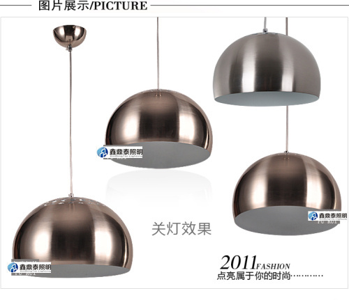 ФОТО Wholesale hot selling single-head Italian chandeliers fishing pendant lamp bar lighting,Medium yards:2008/3AP free shipping