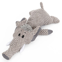 Dog's Squeaky Animal Shaped Chew Toys