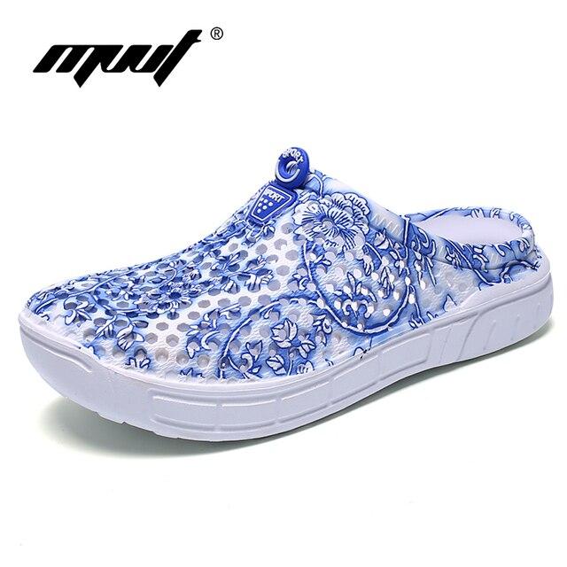 Summer Shoes Beach Sandals Women Hollow Slippers Flip Flops Women Light Sandalias Chanclas Mujer Playa